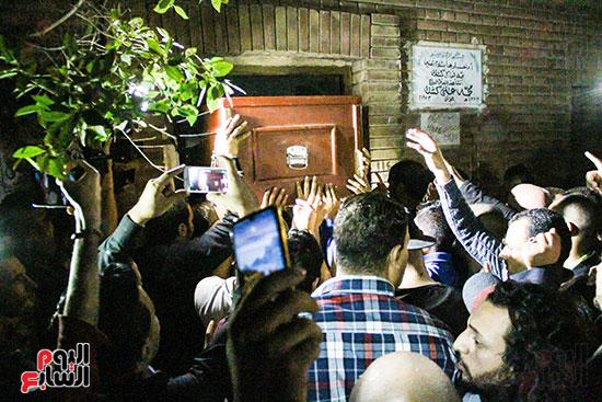جنازة علاء على (15)