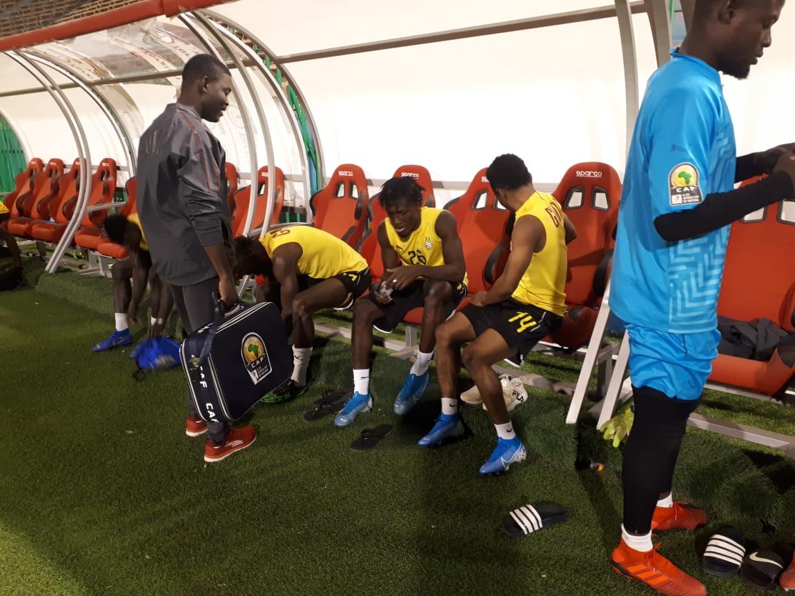 منتخب غانا  2