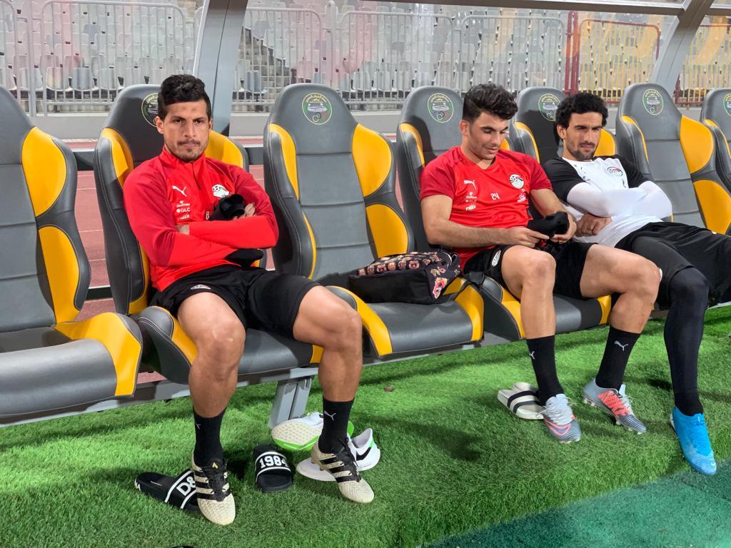 تدريب المنتخب المصرى  (4)