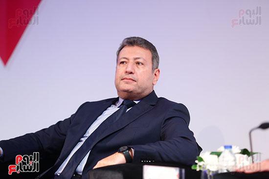 طارق شكري رئيس غرفة التطوير العقاري باتحاد الصناعات