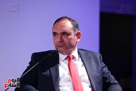 أمين سراج رئيس شركة هايد بارك للاستثمار العقارى