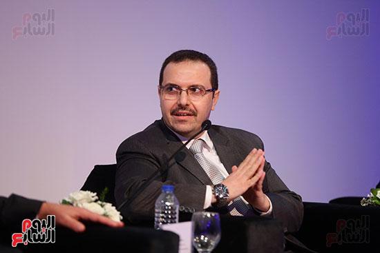 وليد عباس معاون وزير الإسكان لشؤون هيئة المجتمعات العمرانية الجديدة