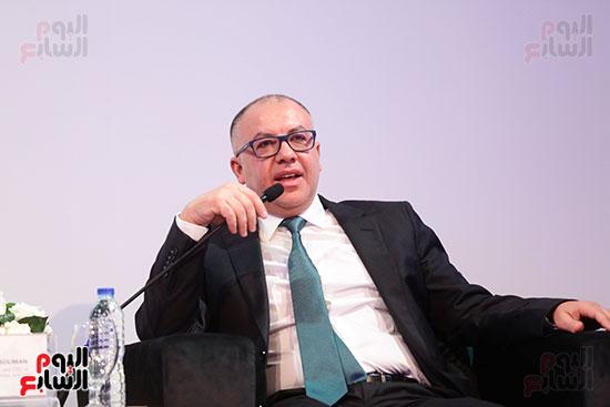 عمرو سليمان رئيس مجلس إدارة شركة ماونتن فيو