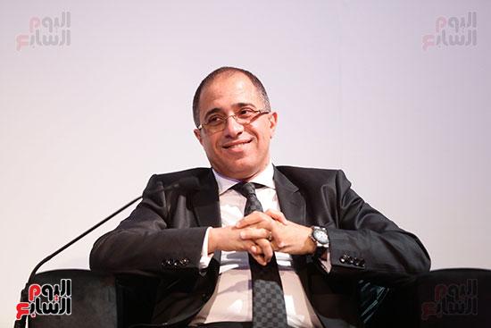 الدكتور أحمد شلبي الرئيس التنفيذي لشركة تطوير مصر