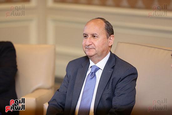 وزير التجارة