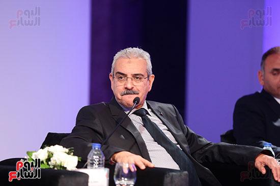طارق السباعى  نائب وزير الإسكان للقطاع العقارى والتجارى