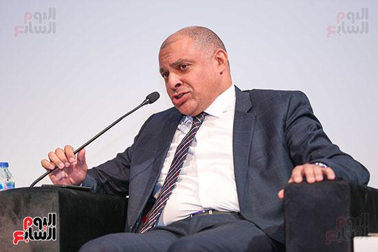 هشام السقا العضو المنتدب للبنك التجاري وفا مصر