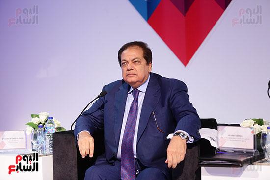 قمة مصر الاقتصادية الجلسة الثالثة (16)