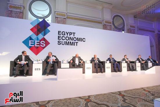 دور البنوك فى قمة مصر الاقتصادية