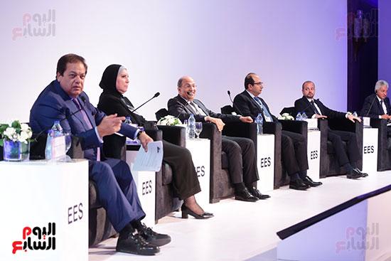 قمة مصر الاقتصادية الجلسة الثالثة (28)