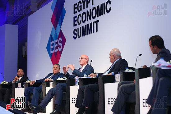 مؤتمر مصر الاقتصادى (14)