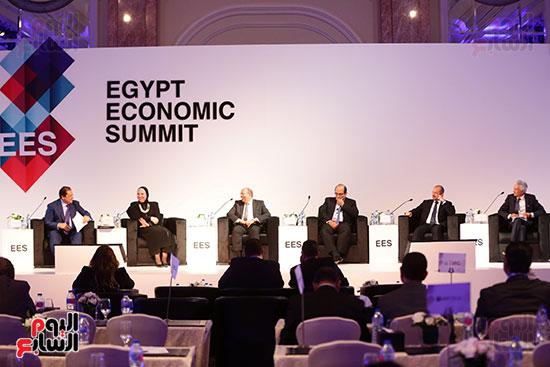 قمة مصر الاقتصادية الجلسة الثالثة (29)
