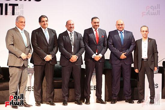 قمة مصر الاقتصادية الجلسة الثالثة (8)