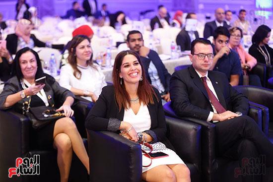 الحضور فى قمة مصر الاقتصادية