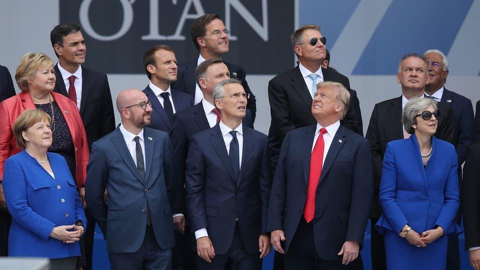 ترامب يعيد هيكلة الناتو