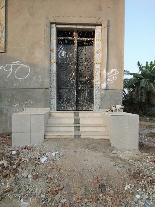 مدخل المنزل