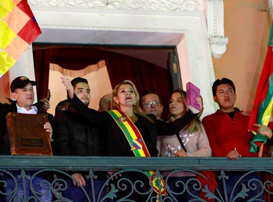 السناتور-البوليفي-جانين-أنيز