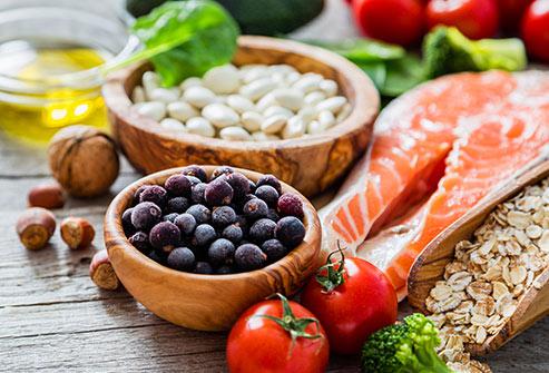طعام البحر الابيض المتوسط