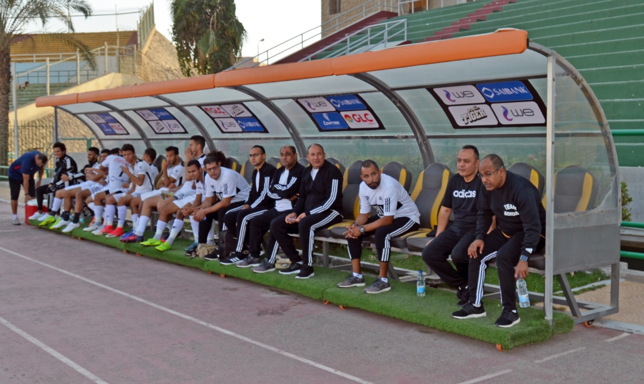 مباراة المقاولون العرب و طلائع الجيش  (7)