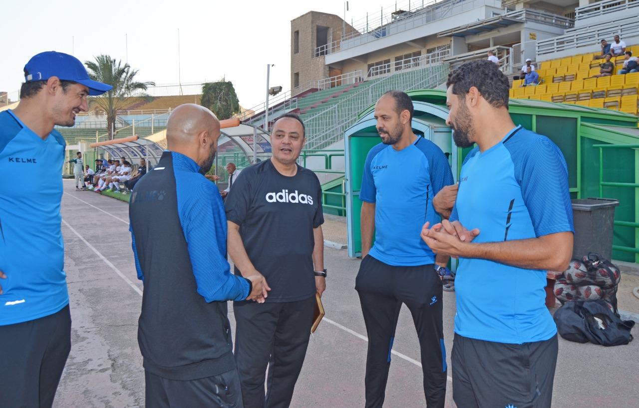 مباراة المقاولون العرب و طلائع الجيش  (8)