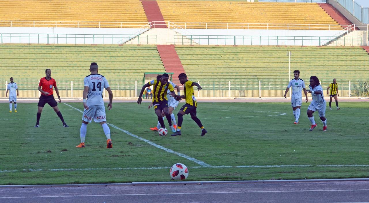 مباراة المقاولون العرب و طلائع الجيش  (4)