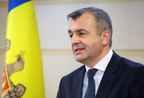 رئيس وزراء مولدوفا الجديد
