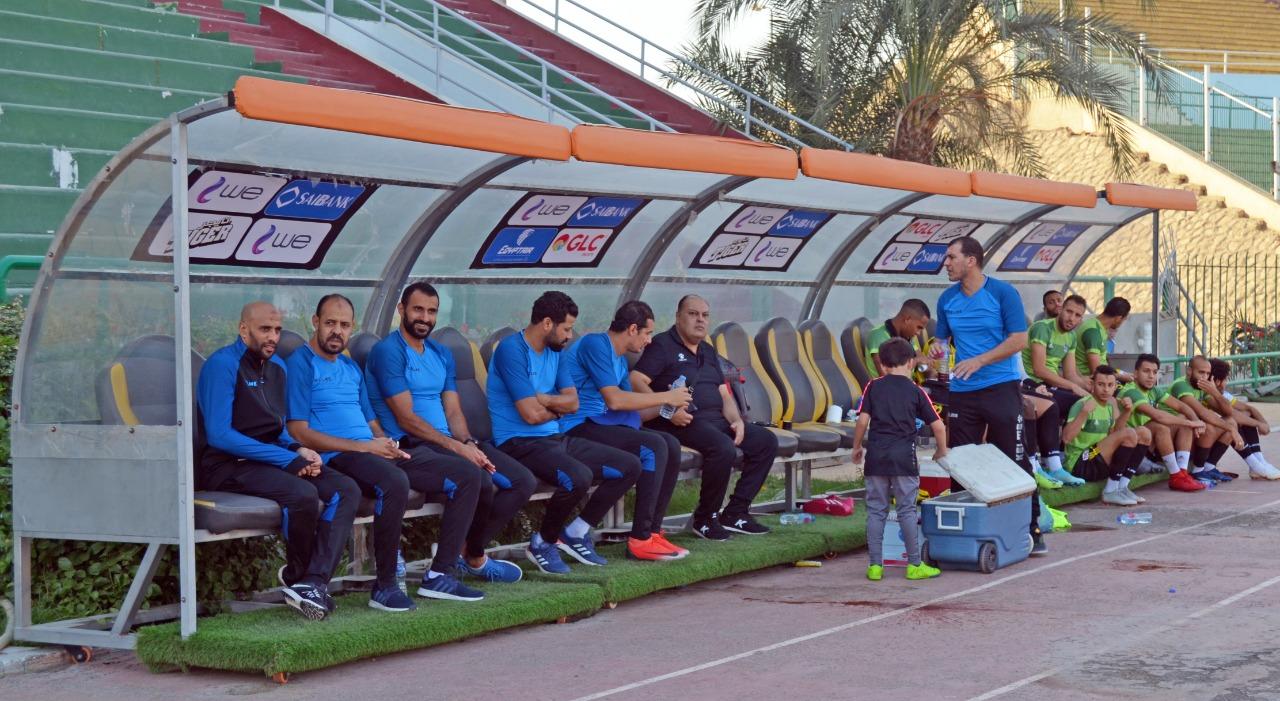 مباراة المقاولون العرب و طلائع الجيش  (6)
