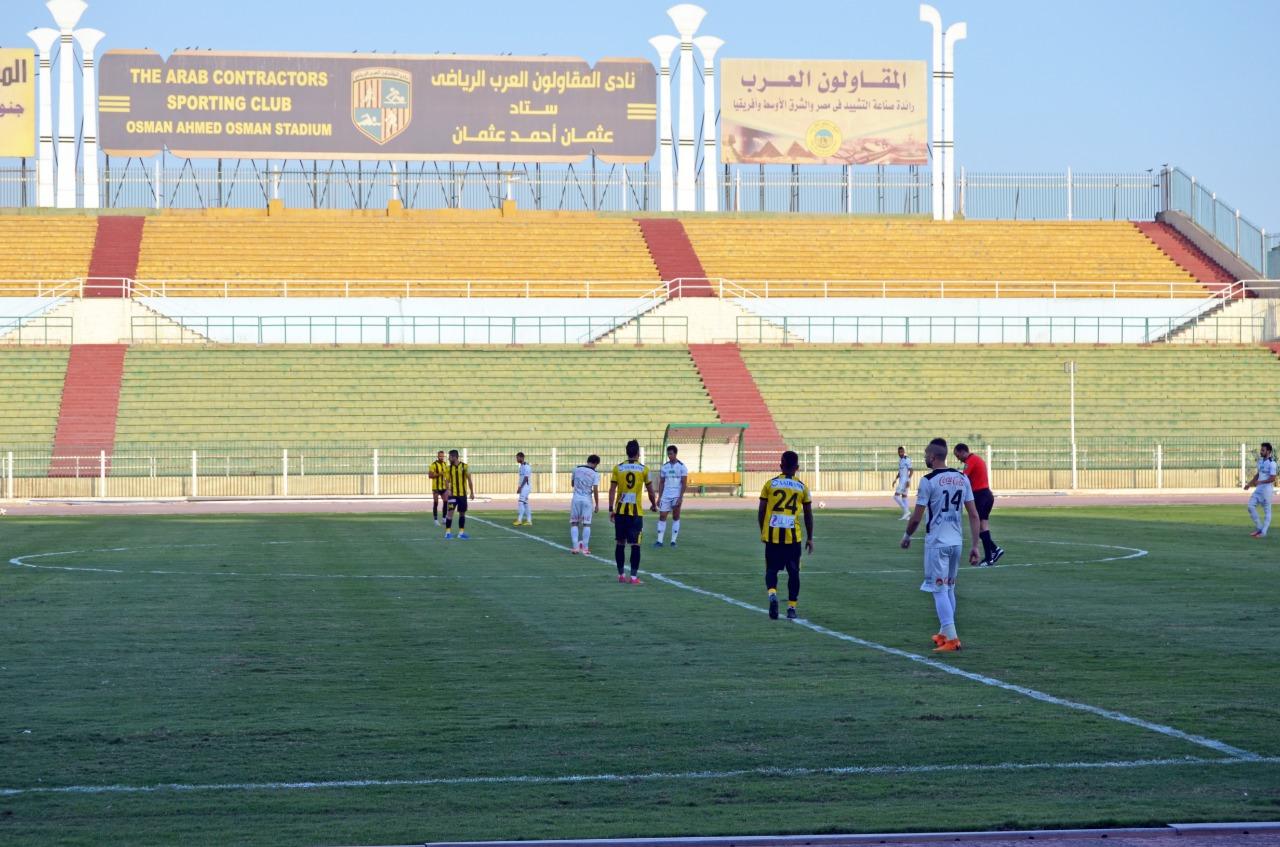 مباراة المقاولون العرب و طلائع الجيش  (5)