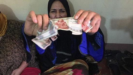 منزل أحمد مبروك ضحية قطار الإسكندرية (8)