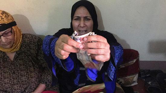منزل أحمد مبروك ضحية قطار الإسكندرية (5)