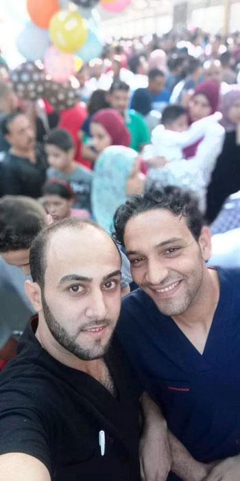 أحمد مبروك ضحية قطار الإسكندرية  (3)