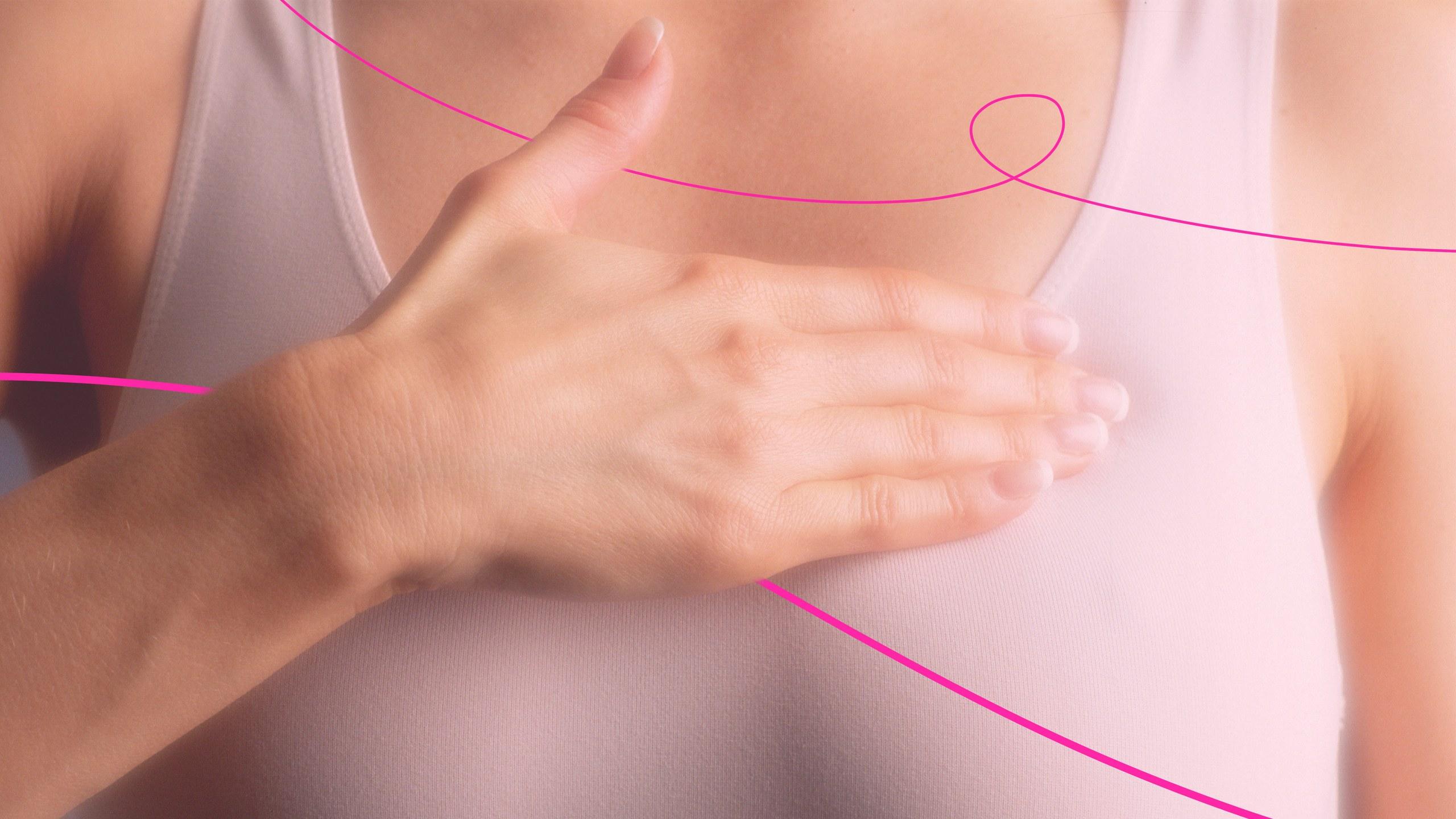 هل ألم اليد من أعراض سرطان الثدي