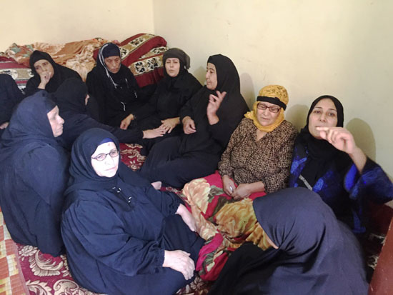 منزل أحمد مبروك ضحية قطار الإسكندرية (12)