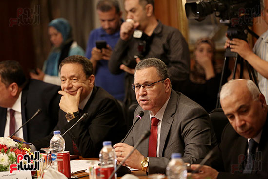 الجلسات التحضيرية لـمؤتمر الشأن العام (5)