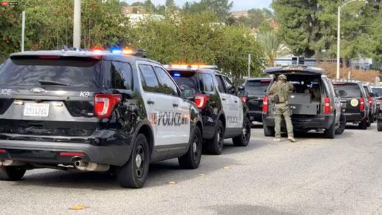 سيارات الشرطة الأمريكية