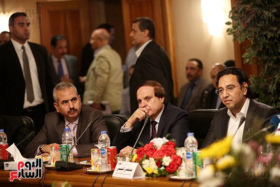 الجلسات التحضيرية لـمؤتمر الشأن العام (9)