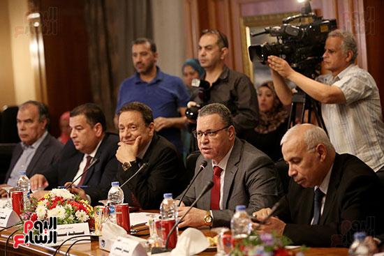 الجلسات التحضيرية لـمؤتمر الشأن العام (4)