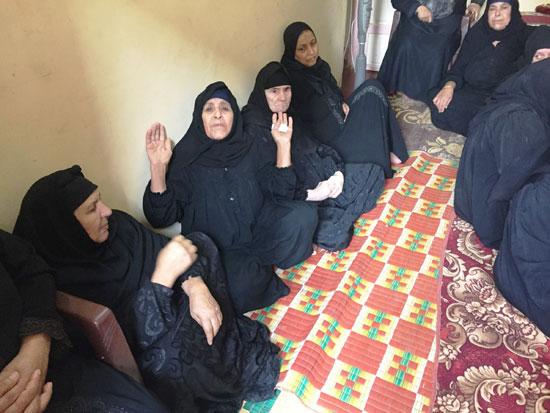 منزل أحمد مبروك ضحية قطار الإسكندرية (14)