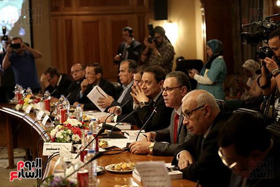 الجلسات التحضيرية لـمؤتمر الشأن العام (6)