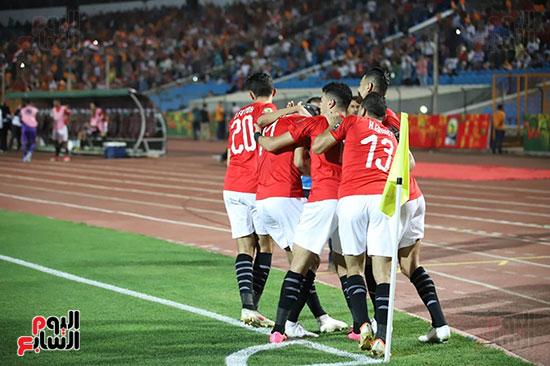 فرحة لاعبي مصر (2)