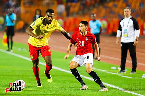المنتخب الاولمبى والكاميرون (11)