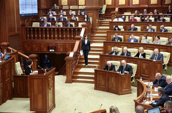 برلمان مولدوفا