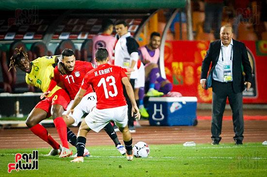 لاعبو منتخب مصر الأوليمبي