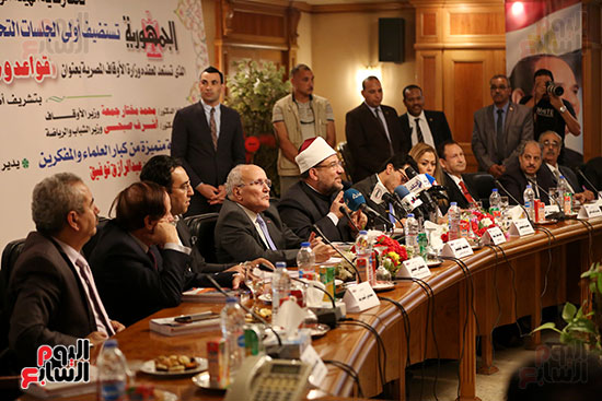 الجلسات التحضيرية لـمؤتمر الشأن العام (14)