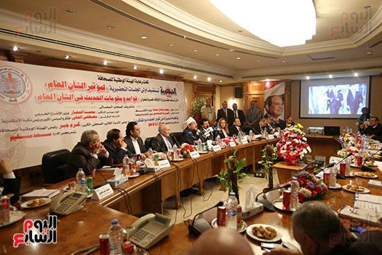 الجلسات التحضيرية لـمؤتمر الشأن العام (12)