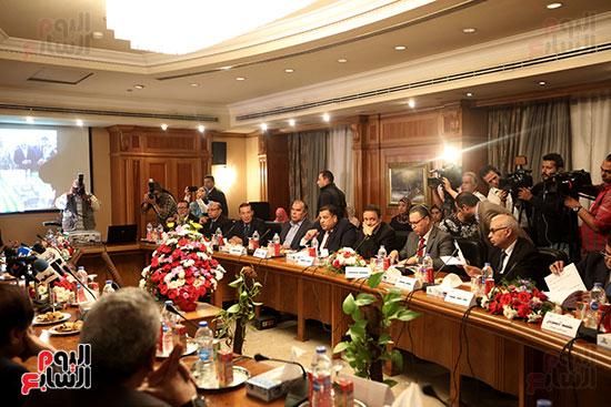 الجلسات التحضيرية لـمؤتمر الشأن العام (2)