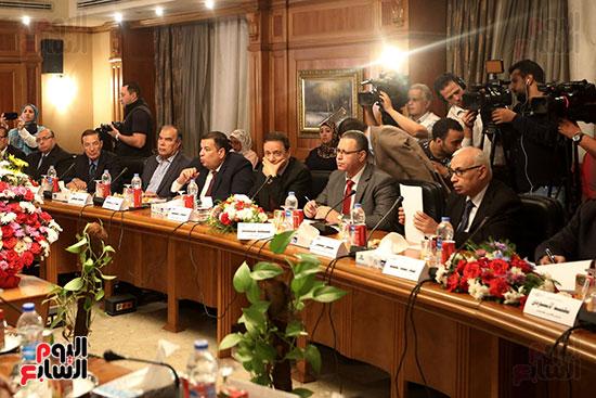 الجلسات التحضيرية لـمؤتمر الشأن العام (3)