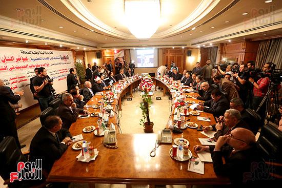 الجلسات التحضيرية لـمؤتمر الشأن العام (1)