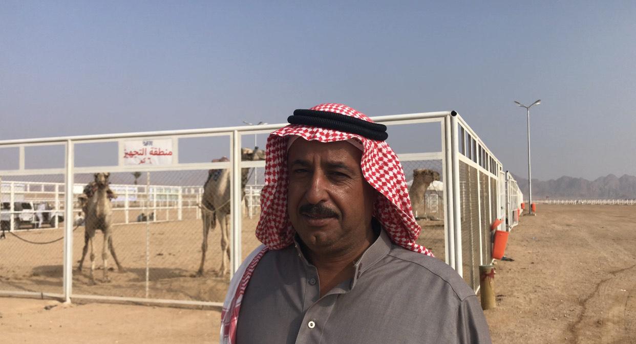 المشاركون فى مهرجان الهجن بشرم الشيخ من مختلف المحافظات (12)