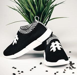 أحذية من البن